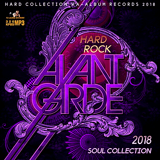 VA - Avantgarde Hard Rock (2018) MP3